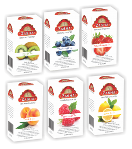 FLAVOURED RANGE  25 TEA BAGS