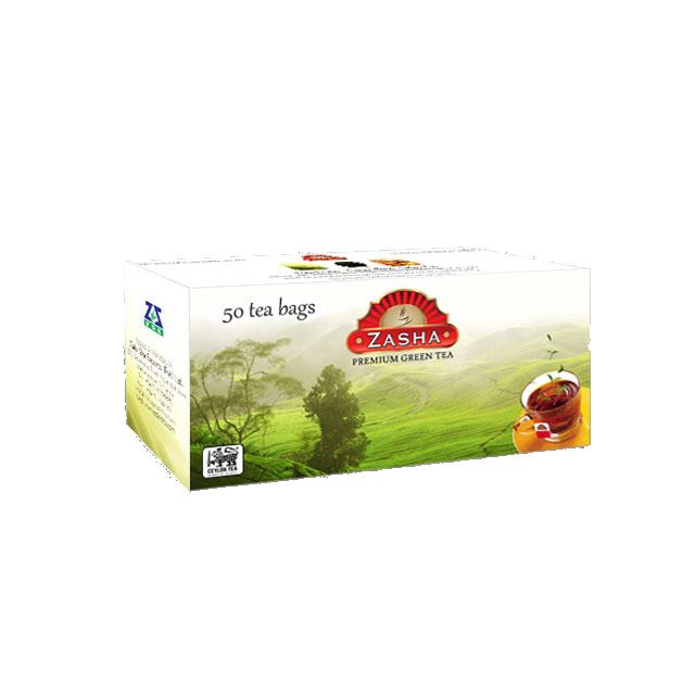 50 green tea